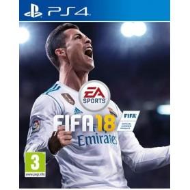Fifa 18 PS4 (solo disco) USATO