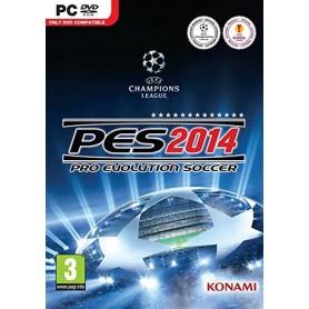 Pro Evolution Soccer 2014 (bundle copy) PC USATO -chiuso-