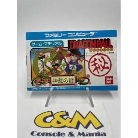 DragonBall - Manuale Gioco (Famicom Jap) USATO