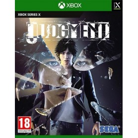 Judgment PS5 XONE/SX