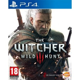 The Witcher 3 The Wild Hunt PS4 USATO