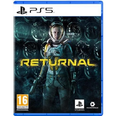 Returnal - Rompi il Cerchio PS5