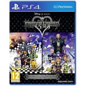 Kingdom Hearts 1.5 HD & 2.5 HD PS4