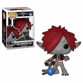 Figure Funko Pop: Sora Disney Kingdom Hearts 3