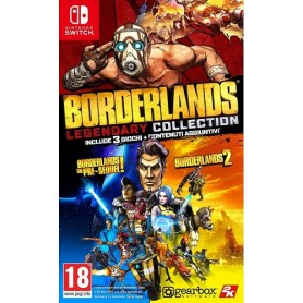 Borderlands: Legendary Collection Switch USATO