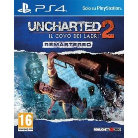 Uncharted 2 PS4 USATO