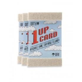 Scheda di pulizia delle cartucce di 1UPcard (conf 3pz)