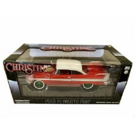 Christine -- Greenlight 1:24 1958 Plymouth Fury