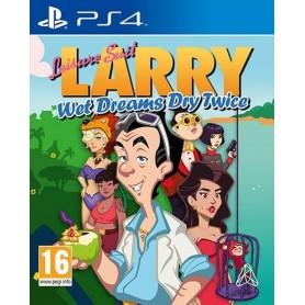 Leisure Suit Larry Wet Dreams Dry Twice PS4
