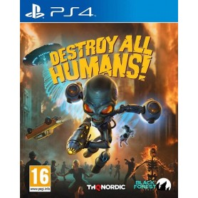 Destroy All Humans! PS4 USATO