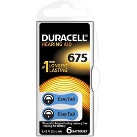 Duracell Hearing 675 (6pz)