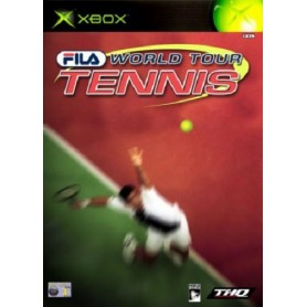 FILA WORLD TOUR TENNIS XBOX