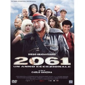Film 2061 - Un Anno Eccezionale (solo disco) DVD USATO