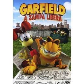 Film Garfield A Zampa Libera (solo disco) DVD USATO