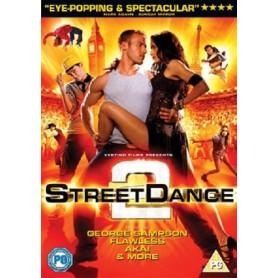 Film Street Dance 2 (solo disco) DVD USATO
