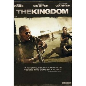 Film The Kingdom (solo disco) DVD USATO