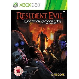 Resident Evil: Operation Raccoon City X360