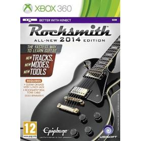 Rocksmith 2014 Edition X360