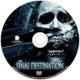 Final Destination (solo disco) DVD USATO