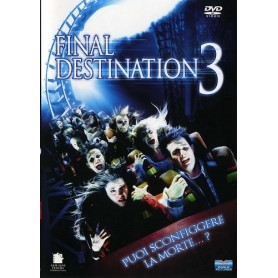 Final Destination 3 (solo disco) DVD USATO