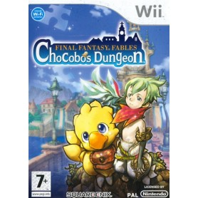 FINAL FANTASY FABLES Chocobos Dungeon WII