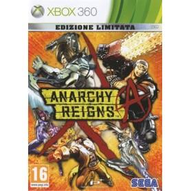 Anarchy Reigns X360 - USATO