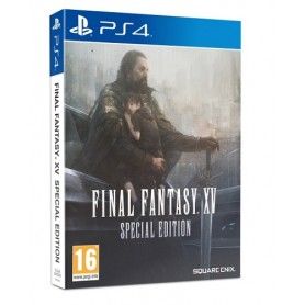 Final Fantasy XV Day One Edition Steelbook