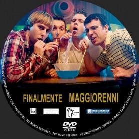 Finalmente maggiorenni (solo disco) DVD USATO