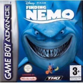 Finding Nemo GBA (solo cartuccia) USATO