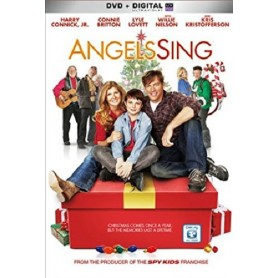 Angels Sing (solo disco) DVD USATO