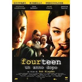 Fourteen. Un Anno Dopo (solo disco) DVD USATO