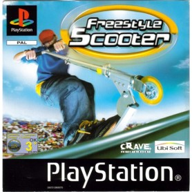 FREESTYLE SCOOTER (pal/import) PSX USATO