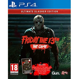 Friday the 13th Ultimate Slasher Ed.PS4