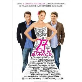 27 volte in bianco (solo disco) DVD USATO