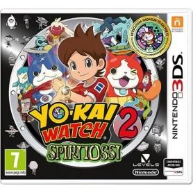 Yo-Kai Watch 2: Spiritossi 3DS USATO -Chiuso-