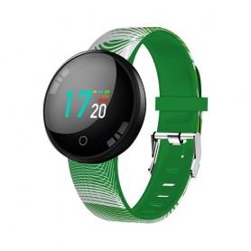Techmade Smartwatch con cardioTM-JOY-SPY Cinturino In gomma
