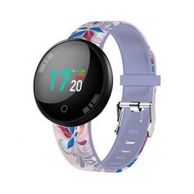 Techmade Smartwatch con Cardio TM-JOY-FLO2 Cinturino In gomma