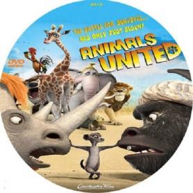 ANIMALS UNITED DVD - USATO