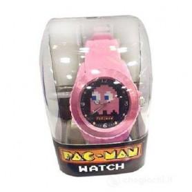 Orologio Pac-Man Rosa