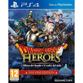 Dragon Quest Heroes PS4 USATO
