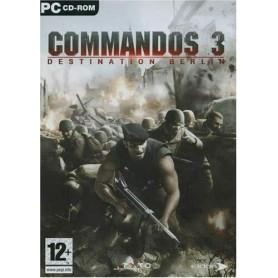 COMMANDOS 3 PC USATO