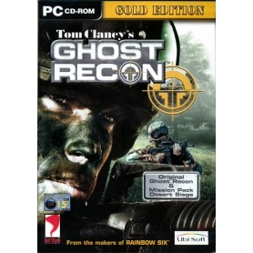 TOM CLANCY'S GHOST Redux-Gold Edition PC USATO