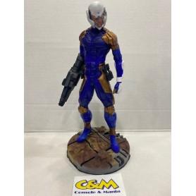 Statua Grey Fox Metal Gear Solid 30 cm USATO