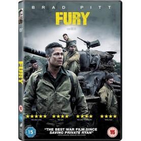 FURY (solo disco) DVD USATO