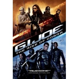 G.I. Joe: The Rise of Cobra (solo disco) DVD USATO