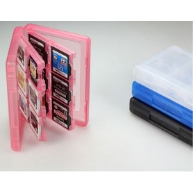 Game Card case 16 in 1 3DS (1 PZ)