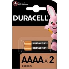 Duracell Ultra AAAA, Batteria Specialistica, 1.5V