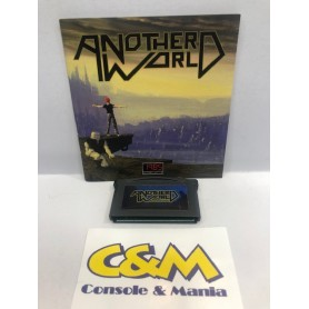 Another World (solo card) Nintendo GBA USATO