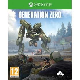 Generation Zero XONE