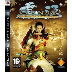 Genji: Days of the Blade PS3 USATO